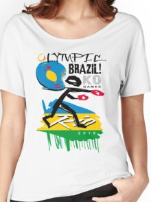 rio olympics boxing Women's Relaxed Fit T-Shirt
