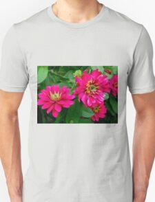 Dreaming Dahlias Unisex T-Shirt