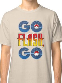 (POKÉMON MASH UP) GO FLASH, GO Classic T-Shirt