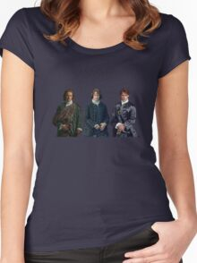 JAMMF/Outlander Women's Fitted Scoop T-Shirt