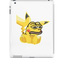 Pepechu iPad Case/Skin