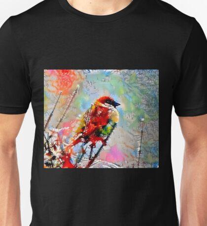 House Sparrow Unisex T-Shirt