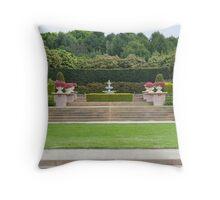 Hunter Valley Gardens Throw Pillow