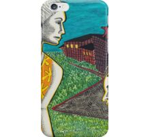 Rooftop Dog iPhone Case/Skin