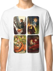 Bilbo and Smaug Jr Classic T-Shirt