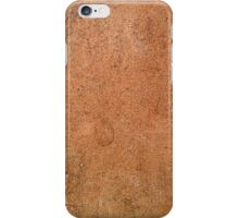 Vintage leather look phone cover iPhone Case/Skin