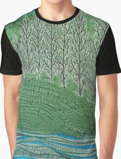 Lombardy Poplar Graphic T-Shirt