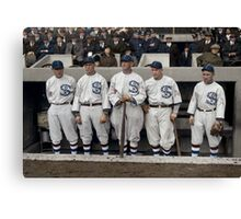 Chicago White Sox - 1917 Canvas Print
