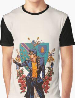 Jotaro Kujo Graphic T-Shirt