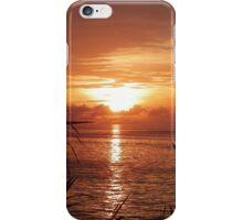 Bermuda Evening iPhone Case/Skin