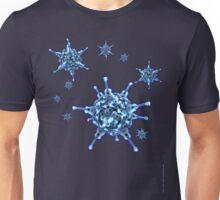 Ukulele Acquisition Syndrome Virus - Blue Unisex T-Shirt