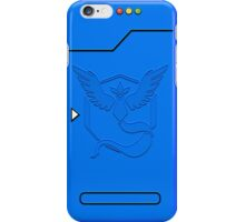 Team Mystic Pokedex phone case iPhone Case/Skin