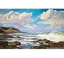 'Shelley Beach' - Apollo Bay Photographic Print