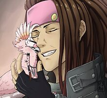 Smiling Mink and Tori by Hot-Gothics