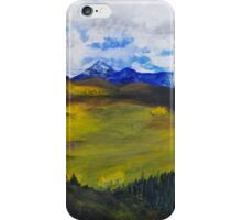 View From Last Dollar Road iPhone Case/Skin