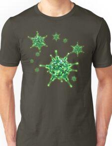 Ukulele Aquisition Syndrome Virus - Green Unisex T-Shirt