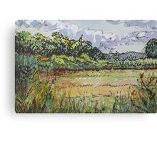 Hammonasset Marsh No. 2 Canvas Print