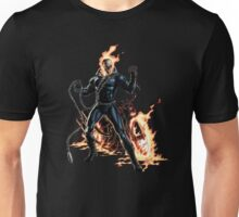Ghost Rider Marvel Comics Unisex T-Shirt