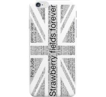 The famous four iPhone Case/Skin