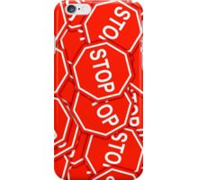 YOU NEED TO STOP! iPhone Case/Skin