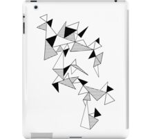 Triangular Geometry iPad Case/Skin