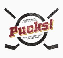 """Pucks!"" - Matt LeBlanc's Fictional Episodes Program by BenFraternale"