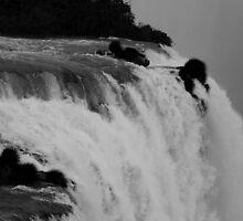 Iguassu Falls, Rio by Maggie Hegarty