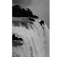 Iguassu Falls, Rio Photographic Print