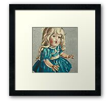 """You Have to Promise Not to Tell"" Framed Print"