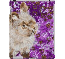 Bunny Anytime Valentines-Design Eleven iPad Case/Skin