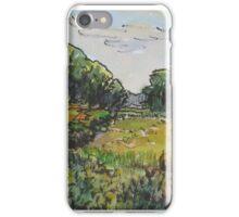 Hammonasset Marsh No.1 iPhone Case/Skin