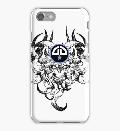 Look into my eyes - Sparkle the brain series 01 iPhone Case/Skin