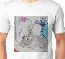 Bunny Anytime Valentines-Design Twelve Unisex T-Shirt