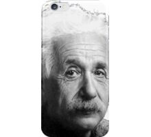 albert einstein scientist genius iPhone Case/Skin
