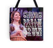 Wizard of Oz-Dorothy Tote Bag