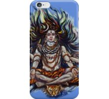 Shiv Ganga iPhone Case/Skin