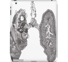 Lungs iPad Case/Skin