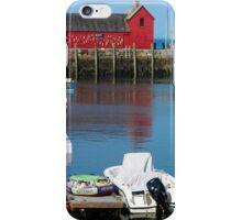 Rockport Harbor iPhone Case/Skin