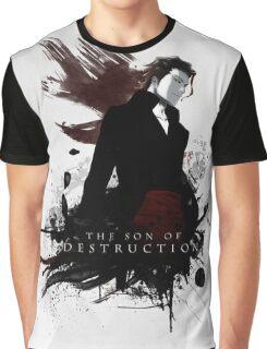 Aizen Graphic T-Shirt