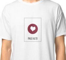 I Love Palo Alto Classic T-Shirt