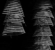 Incense coils by Maggie Hegarty