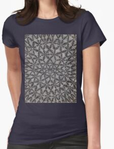 7 of 7 Womens Fitted T-Shirt