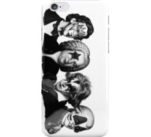 KISS Bach Beethoven Chopin Mozart rock style iPhone Case/Skin