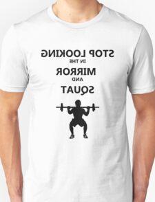 MIrror Squat T-Shirt