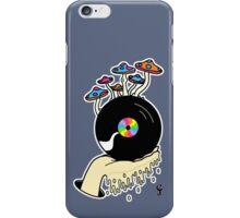 Vinyl Mushroom Logo iPhone Case/Skin