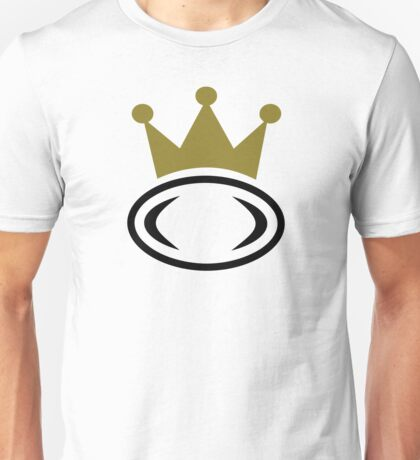 Rugby crown champion Unisex T-Shirt