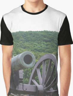 Cannon Graphic T-Shirt