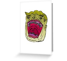 AAAUUUGH Greeting Card