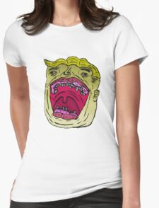 AAAUUUGH Womens Fitted T-Shirt