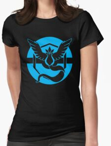 Team Mystic Be The Very Best T-Shirt Womens Fitted T-Shirt